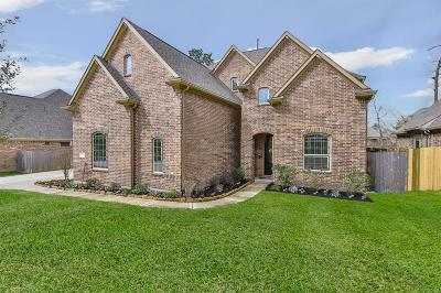 Conroe Single Family Home For Sale: 2036 Doolan Drive