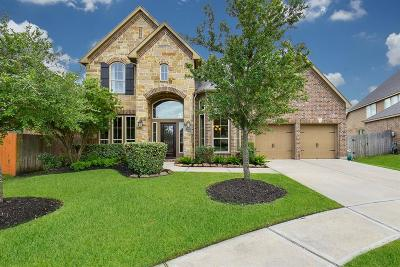 Katy Single Family Home For Sale: 27951 Colonial Point Drive