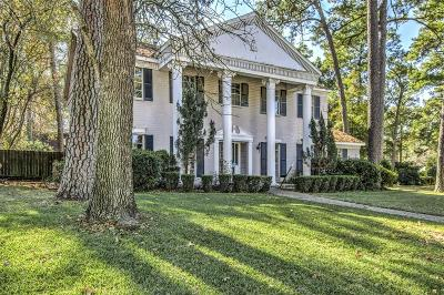 Houston Single Family Home For Sale: 10823 Glenway Drive
