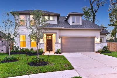 Spring Single Family Home For Sale: 24607 Morgan Pines Court