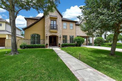 Briargrove Single Family Home For Sale: 6219 Del Monte Drive