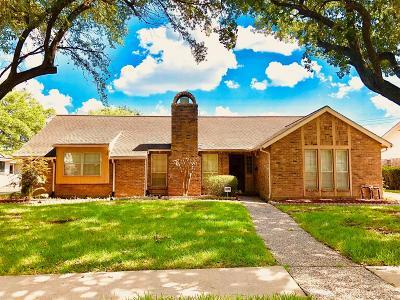 Houston Single Family Home For Sale: 7719 Windswept Lane