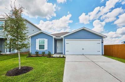 Magnolia Single Family Home For Sale: 23041 Mark Twain Drive Drive