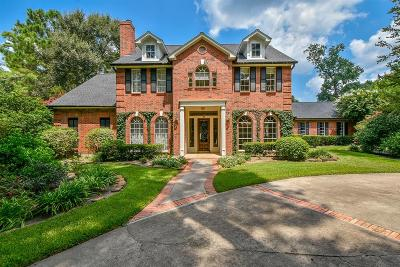 The Woodlands Single Family Home For Sale: 15 N Longspur Drive