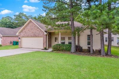 Conroe Single Family Home For Sale: 3516 White Oak Point Drive