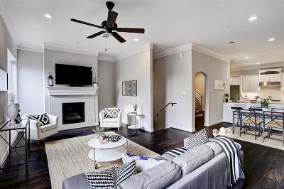 Single Family Home For Sale: 2433 Dorrington Street #D