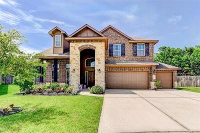 Single Family Home For Sale: 2310 Deer Trace Court