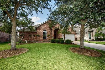 League City TX Single Family Home For Sale: $315,000