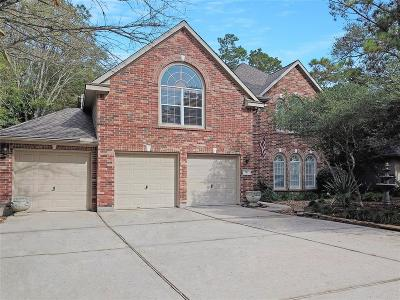 The Woodlands Single Family Home For Sale: 78 E Stockbridge Landing Circle
