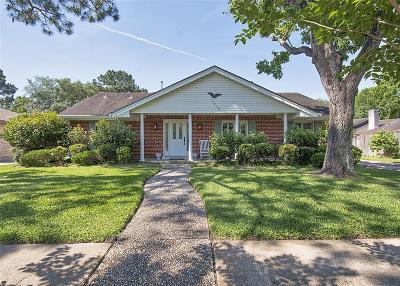 Houston TX Single Family Home For Sale: $250,000