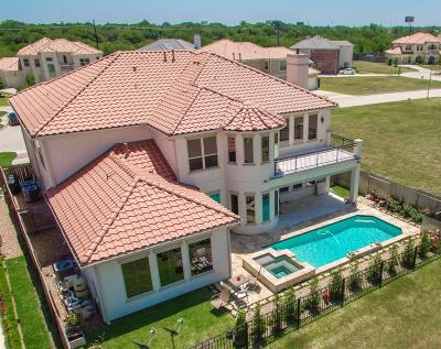 Houston Single Family Home For Sale: 2307 Wyndam Heights Lane