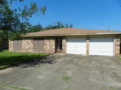 Deer Park Single Family Home For Sale: 3102 Stacy Lane