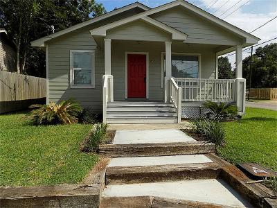 Conroe Single Family Home For Sale: 301 Avenue M