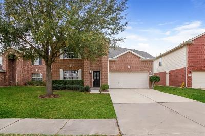 Missouri City Single Family Home For Sale: 3514 Lexington Common