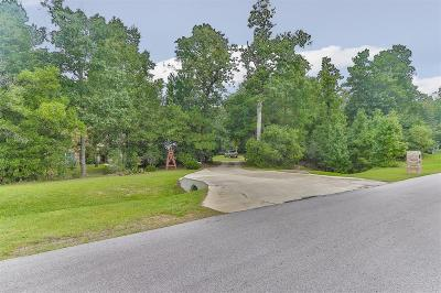 Montgomery Single Family Home For Sale: 9021 Water Crest Court