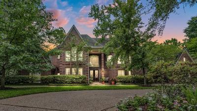 Houston Single Family Home For Sale: 10910 Bridgewood Street
