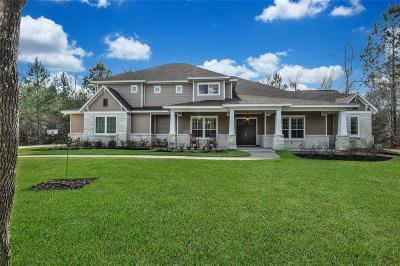 Montgomery Single Family Home For Sale: 26111 Upper Beacon Place