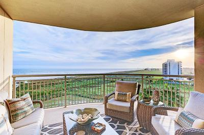Galveston TX Mid/High-Rise For Sale: $585,000