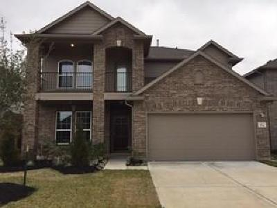 Texas City Single Family Home For Sale: 2514 Galley Ridge
