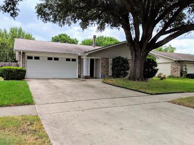 Houston Single Family Home For Sale: 16826 Glamis Lane
