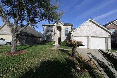 Sugar Land Single Family Home For Sale: 11515 Oak Lake Point Drive