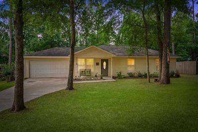 Conroe Single Family Home For Sale: 10650 Royal Cavins Drive