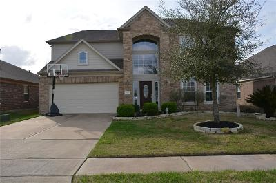 Cypress Single Family Home For Sale: 15219 Elm Square Street