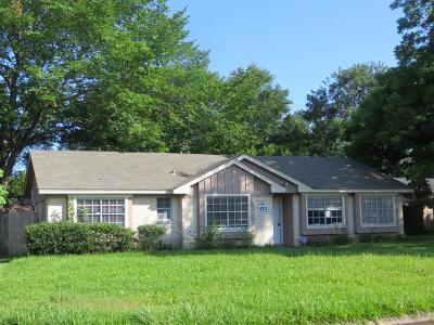 Texas City Single Family Home For Sale: 9313 Vicksburg Avenue