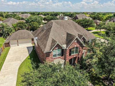 Pearland Single Family Home For Sale: 11501 Island Breeze Street