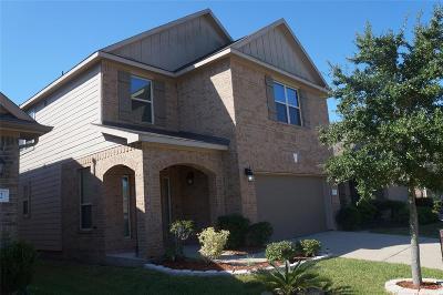 Houston TX Single Family Home For Sale: $234,000
