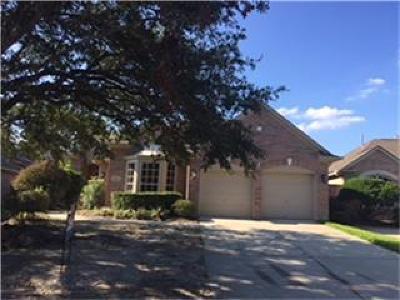 Kingwood Single Family Home For Sale: 4519 Elmstone Court