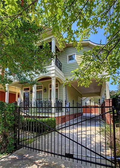 Houston Single Family Home For Sale: 1541 Blair Street