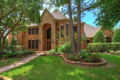 Spring Single Family Home For Sale: 18615 Forest Bend Creek Way