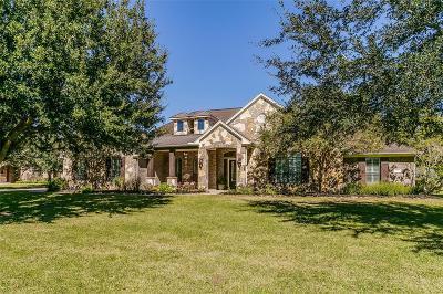 Richmond Single Family Home For Sale: 2702 Peach Point