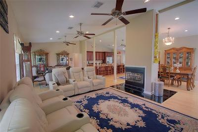 Alvin Single Family Home For Sale: 581 Greenhouse Road