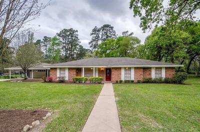 Cypress Single Family Home For Sale: 13519 Oak Hollow Drive