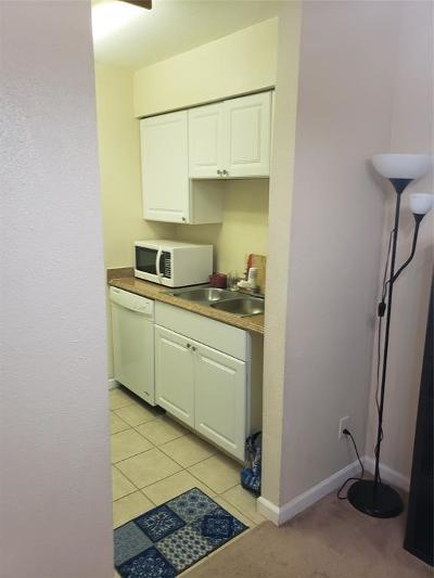 Houston Condo/Townhouse For Sale: 12500 Sandpiper Drive #53