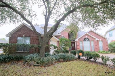 Missouri City Single Family Home For Sale: 4530 Connies Court Lane