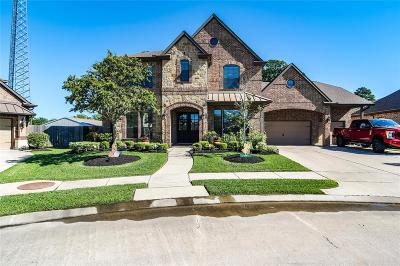 Tomball TX Single Family Home For Sale: $575,000