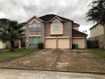 Fresno TX Single Family Home For Sale: $185,000