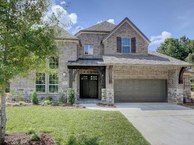 The Woodlands Single Family Home For Sale: 74 Winter Sunrise