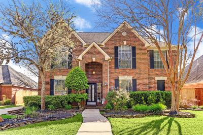Sugar Land Single Family Home For Sale: 7314 Moss Wood Drive