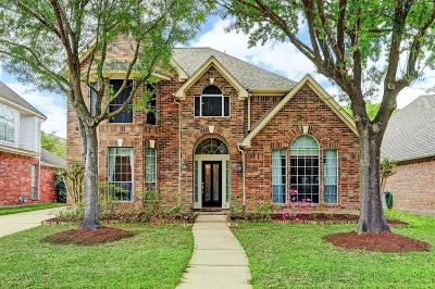 Single Family Home For Sale: 13823 Brooklet View Court