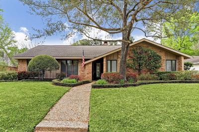 Briargrove Park Single Family Home For Sale: 10226 Sugar Hill Drive