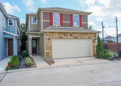 Galveston County, Harris County Single Family Home For Sale: 8904 Hollister Commons Lane