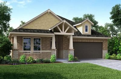 Rosenberg Single Family Home For Sale: 934 Fuchsia Drive
