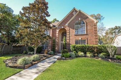 Kingwood Single Family Home For Sale: 4403 Pine Breeze Drive
