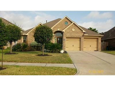 League City TX Single Family Home For Sale: $299,900