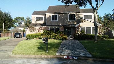 Missouri City Single Family Home For Sale: 2303 Broadgreen Drive