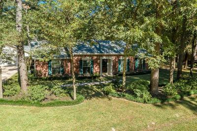 Single Family Home For Sale: 6126 Pecan Lane